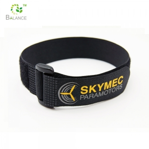 Film Nylon Any Size Adjustable Fastener Practical Effective Double Adjustable Factory Customized Custom Hook And Loop Strap