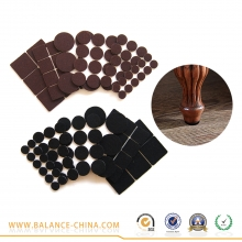 China Self- stick Furniture Felt Floor Protector Pad factory