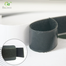 China Heavy duty strong adhesive hook and loop fastener tape factory
