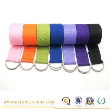 China Keep fit straps yoga mats yoga straps factory