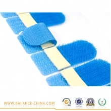 China Medical hook and loop tape with back adhesive factory