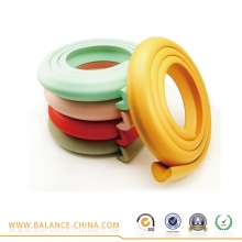 China Sharp edge rubber cover protection for baby home safety company