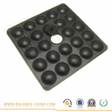 China Trade Assurance adhesive bumper pads silicone pads factory